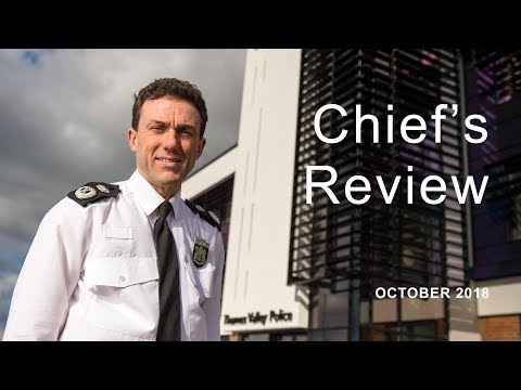 Chief's Review October 2018