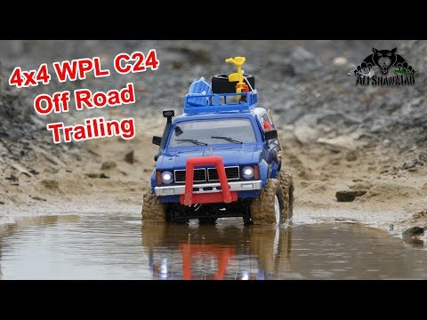 WPL C24 Cheap 4x4 RC Truck that Performs more than it costs - UCsFctXdFnbeoKpLefdEloEQ