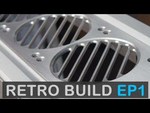 Watercooled Retro Build - Ep1