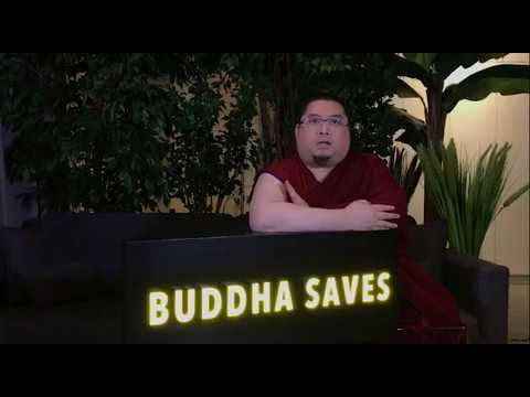 MUST WATCH! A 3-min teaching on how the Buddha can save us