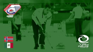 Norway v Mexico - round robin - World Mixed Doubles Curling Championship 2019