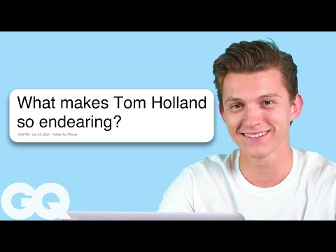 Tom Holland Goes Undercover on Reddit, YouTube and Twitter | GQ - UCsEukrAd64fqA7FjwkmZ_Dw