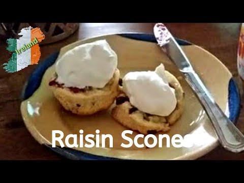 Gráinne's Kitchen - Raisin Scones - UCYGjPW7pQCa-gbAkiBT3LgA