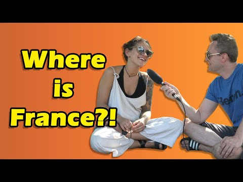 Where is France?! (Street Interviews)
