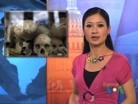 Cựu thủ lãnh Khmer Đỏ đổ lỗi VN gây tội ác chiến tranh (VOA Express)