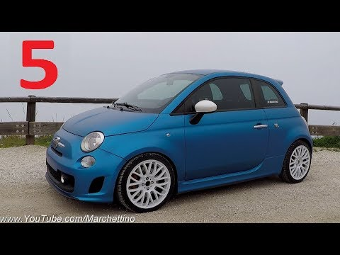 5 Reasons to Love and Hate the Abarth 500 - (Sub ENG)