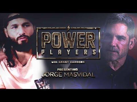 Power Players - Jorge Masvidal photo