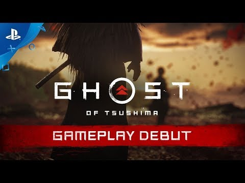 Ghost of Tsushima - E3 2018 Gameplay Debut   PS4 - UC-2Y8dQb0S6DtpxNgAKoJKA