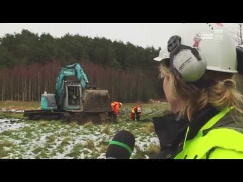 Kungälv - Följ med arkeologerna på jakt efter det förgångna
