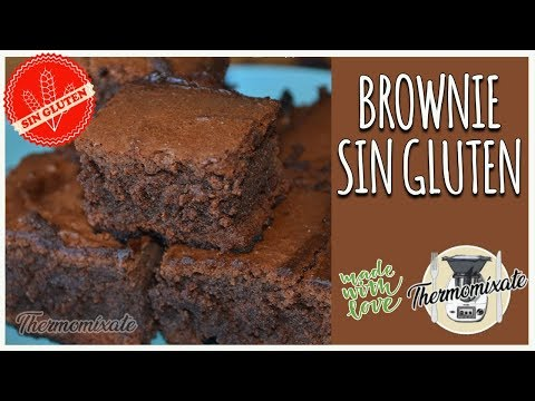 Brownie SIN GLUTEN con Thermomix ??