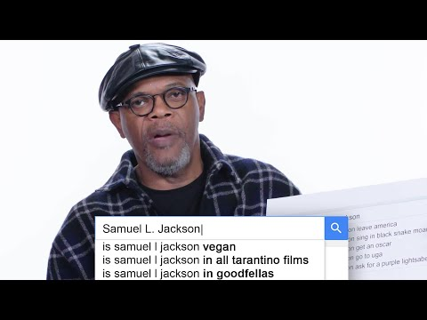 Samuel L. Jackson Answers the Web's Most Searched Questions | WIRED