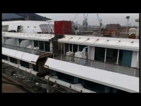 Balmoral Refit 2007 & Inaugral Cruise