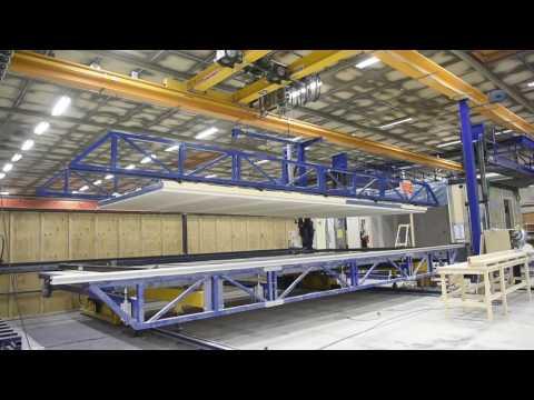 Lindbäcks Bygg: Storsatsar med ny fabrik och premierar täta samarbeten