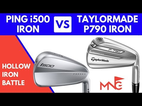 TaylorMade P790 Irons Review By Golfalot | Racer lt