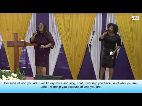 Sunday Worship Service - September 13, 2020