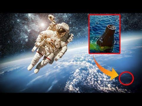 Космонавт в течение 50 лет хранил страшный секрет о космосе