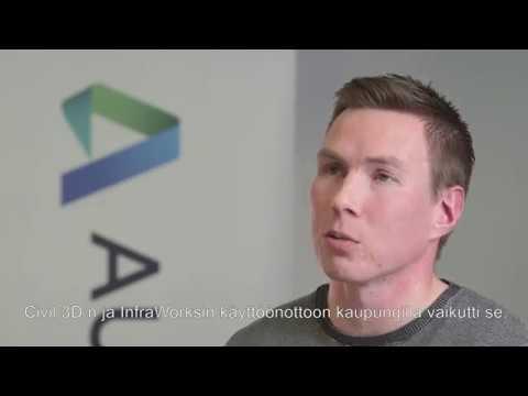 BIM kaupunkisuunnittelussa - Kuopion kaupunki (FI)