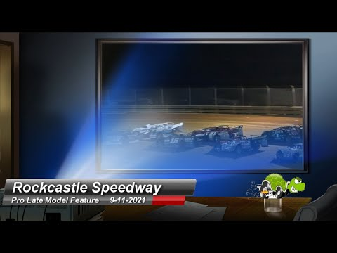 Rockcastle Speedway - Pro Late Model Feature - 9/11/2021 - dirt track racing video image