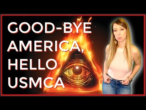 America is DEAD! HERE'S PROOF WE JUST GOT SOLD TO THE GLOBAL ORDER! Goodbye!