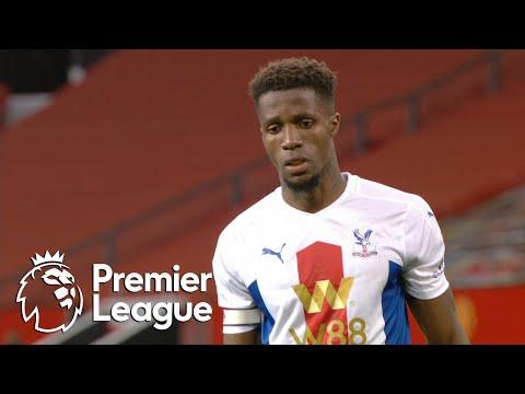 Wilfried Zaha puts away penalty retake, doubles Crystal Palace lead | Premier League | NBC Sports