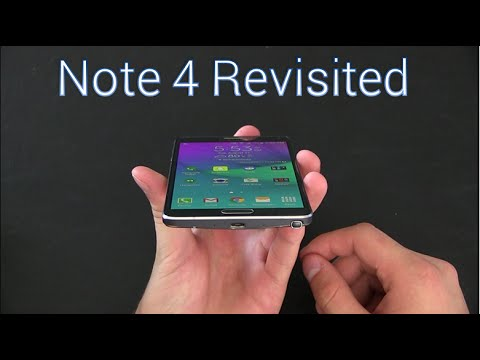 Galaxy Note 4 Revisited After 10 Months - UCbR6jJpva9VIIAHTse4C3hw