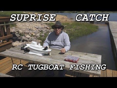 Suprise Catch RC Tugboat Fishing - UC9uKDdjgSEY10uj5laRz1WQ