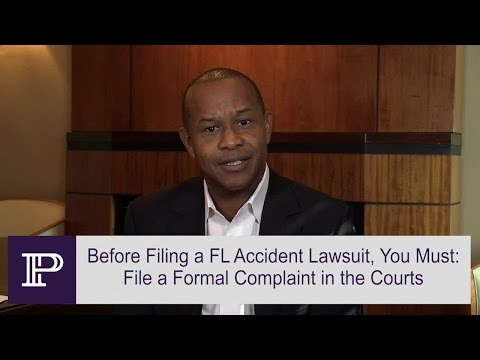 What Processes Are Involved In A Personal Injury Lawsuit in Florida? – FL Attorney Paul Perkins