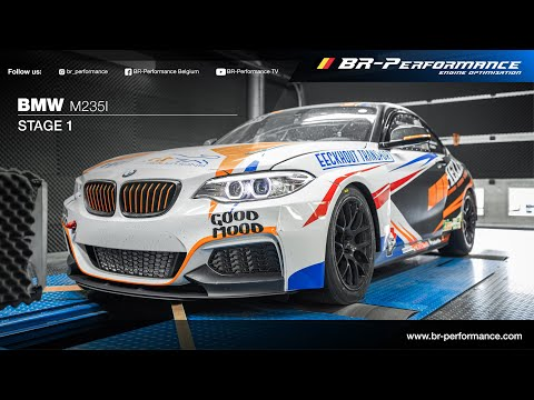 BMW M235i *Racecar¨*  / Stage 1 By BR-Performance