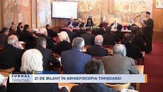 Zi de bilant in Arhiepiscopia Timisoarei