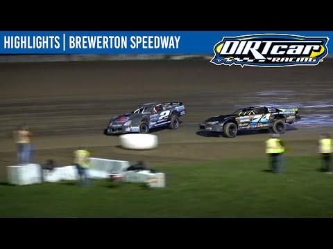 DIRTcar Pro Stocks Brewerton Speedway October 5, 2021   HIGHLIGHTS - dirt track racing video image