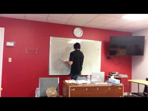 OTP English Lesson - Richard - Study Phase - Large and Small Quantifiers