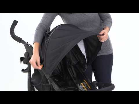 Summer Infant 3Dtrek Convenience Stroller Product Video