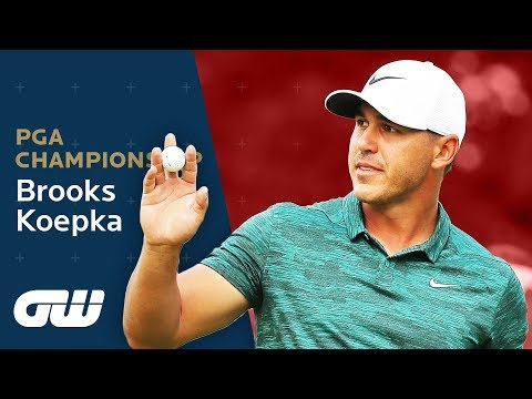 How I Beat Tiger Woods For the PGA Championship | Brooks Koepka | Golfing World