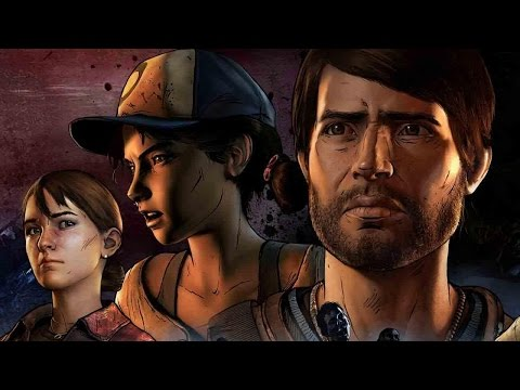 The Walking Dead: A New Frontier Ep. 1 - Reacting to the Shocking End - IGN Plays Live