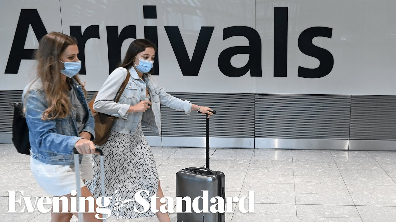UK set to remove all countries from travel 'red list'
