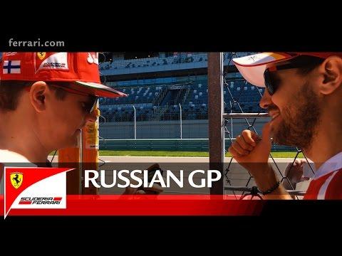 Russian Grand Prix - You gotta run!