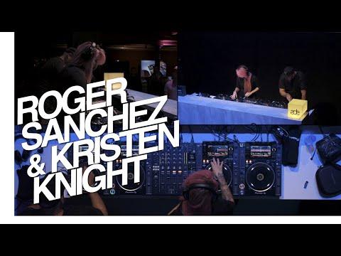 Kristen Knight & Roger Sanchez - ADE 2019