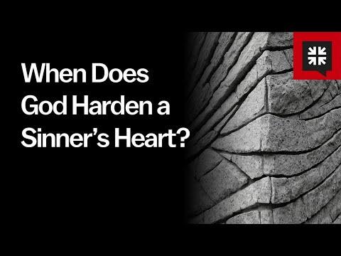 When Does God Harden a Sinners Heart? // Ask Pastor John