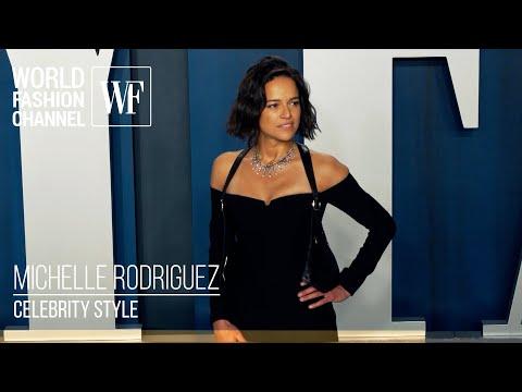 Michelle Rodriguez | Celebrity style