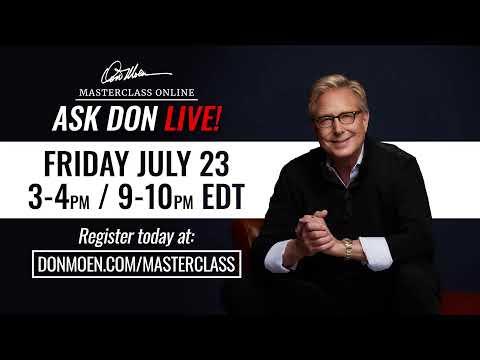 Don Moen Livestream