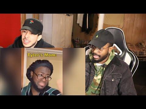 LMFAO FUNNIEST TIKTOKER ?? 😂🤣   Dez2fly Funniest TikToks 1   REACTION!!