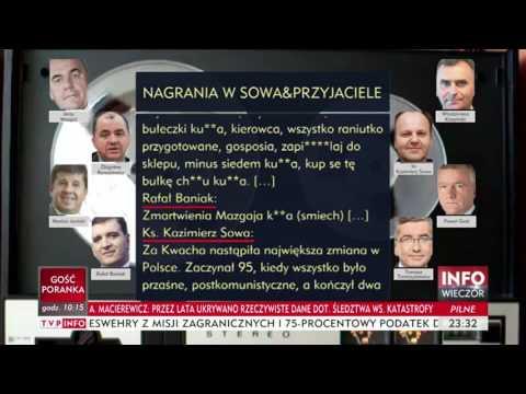 """TYLKO U NAS! Całe nagranie """"Sowa&Przyjaciele"""" cz.1 (Sowa, Janicki, Graś i inni)"""