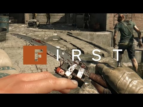 Getting To Know Dying Light's Deadly Arsenal in 60 FPS - IGN First - UCKy1dAqELo0zrOtPkf0eTMw