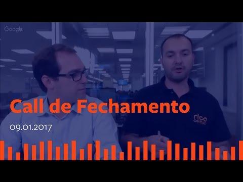 Call de Fechamento  - 09 de Janeiro de 2017.