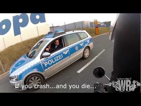 Wheelie And Police