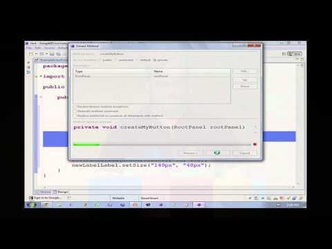 Google I/O 2011: GWT + UI Designer: Enterprise Web UIs Made Easy! - UC_x5XG1OV2P6uZZ5FSM9Ttw