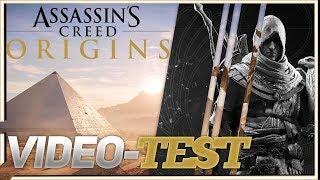 Vidéo-Test : Un jeu pharaonique ?! - Test de Assassin's Creed Origins