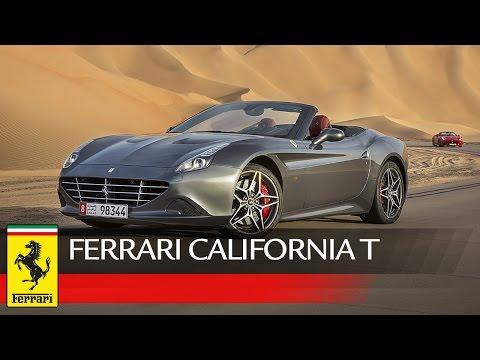 Ferrari California T - Deserto Rosso