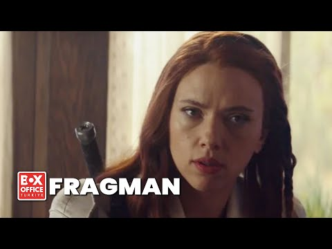 Black Widow   Altyazılı Son Fragman