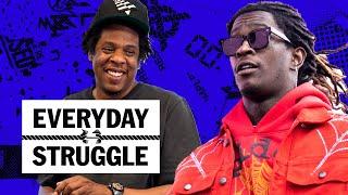 Jay-Z Past Kneeling?, Young Thug's 'So Much Fun,' Nicki Minaj vs. Rick Ross   Everyday Struggle